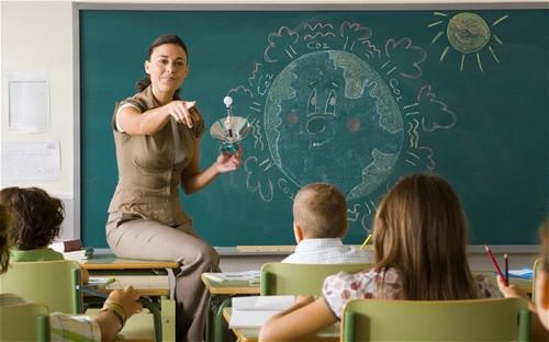 devenir enseignant
