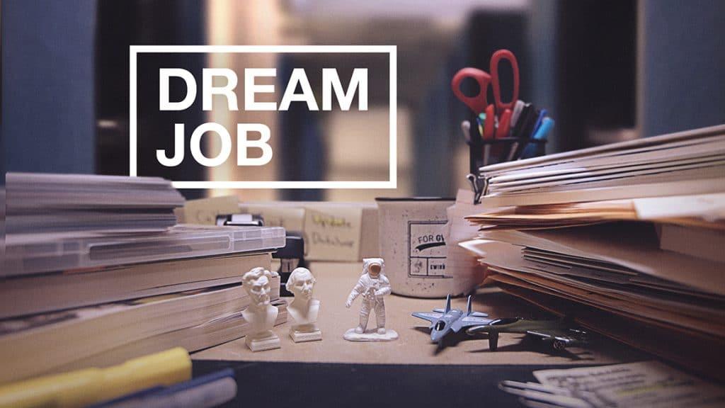 Identifier le travail de vos rêves : les questions à se poser