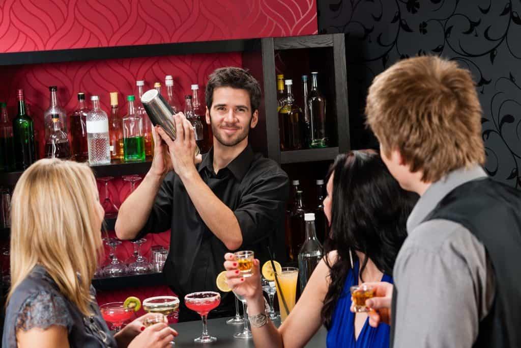 barman serveur