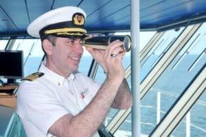 captaine navire