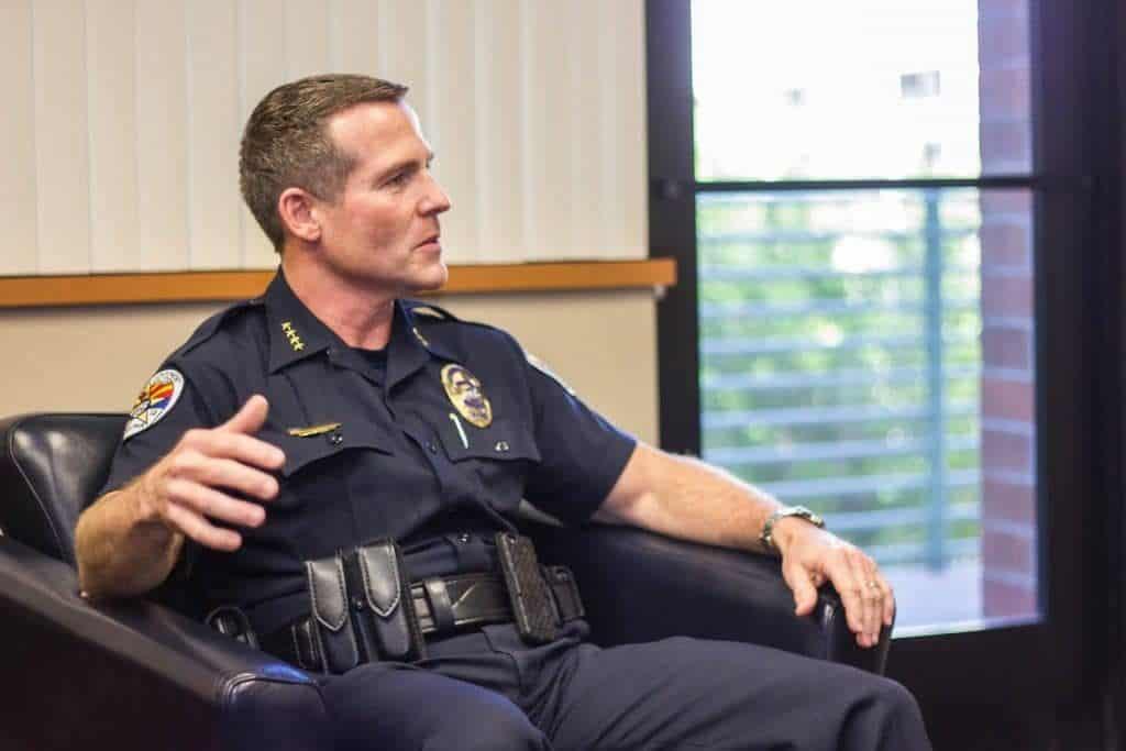 chef de police