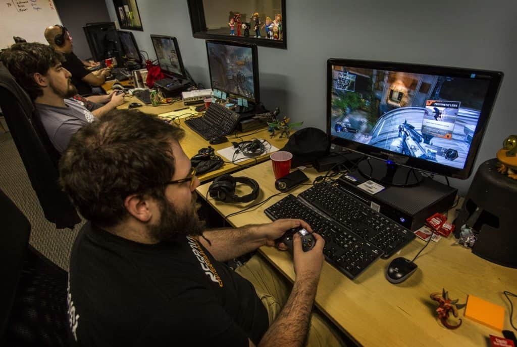 tester de jeux vidéos