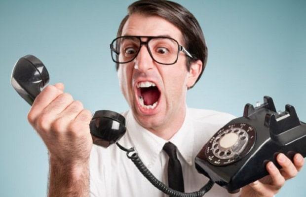 telemarketeur