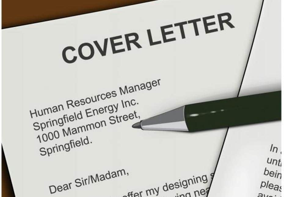 writing a short cover letters