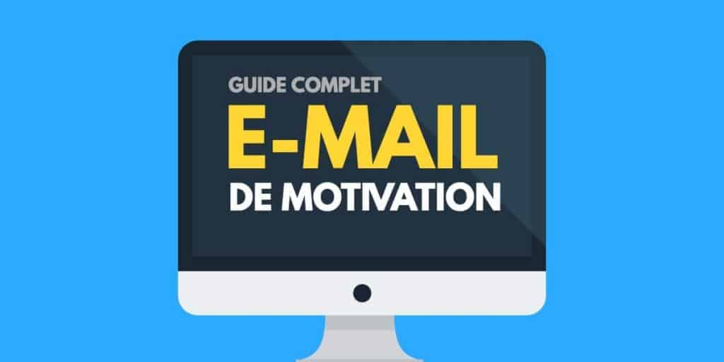 email de motivation