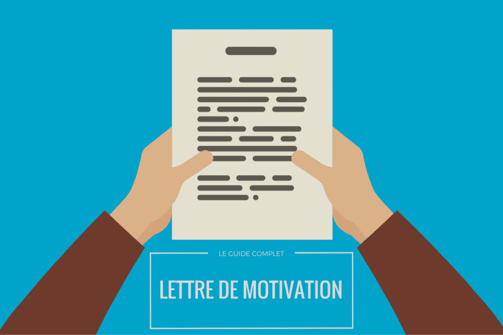 guide lettre de motivation