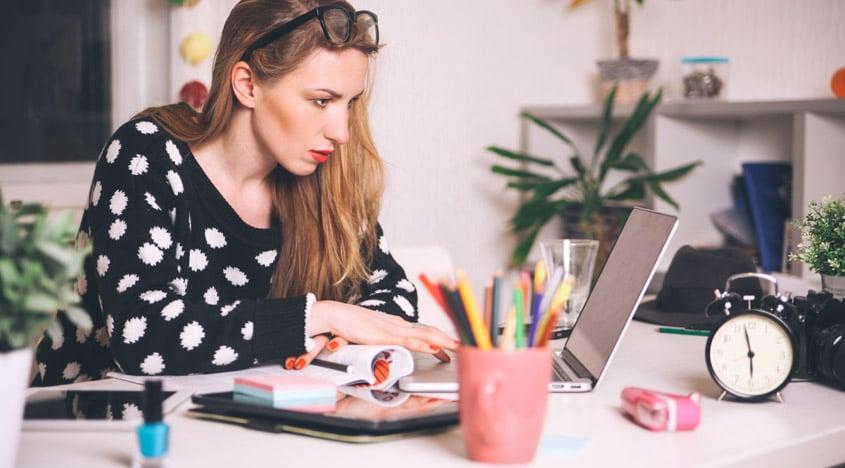 blogueur domicile
