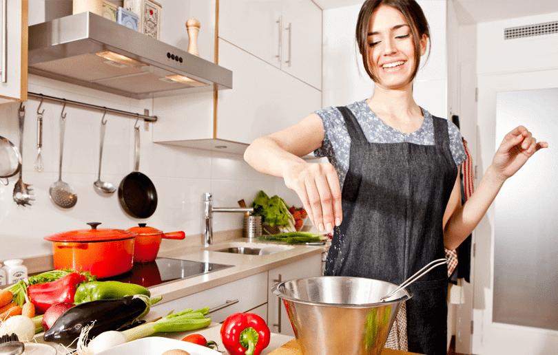 cuisinier à domicile