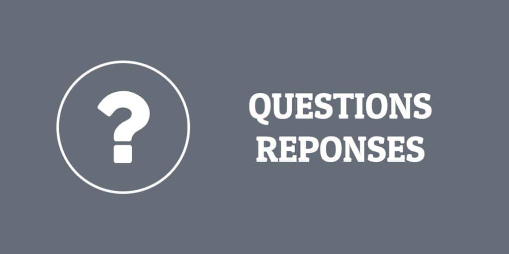 questions reponses cv