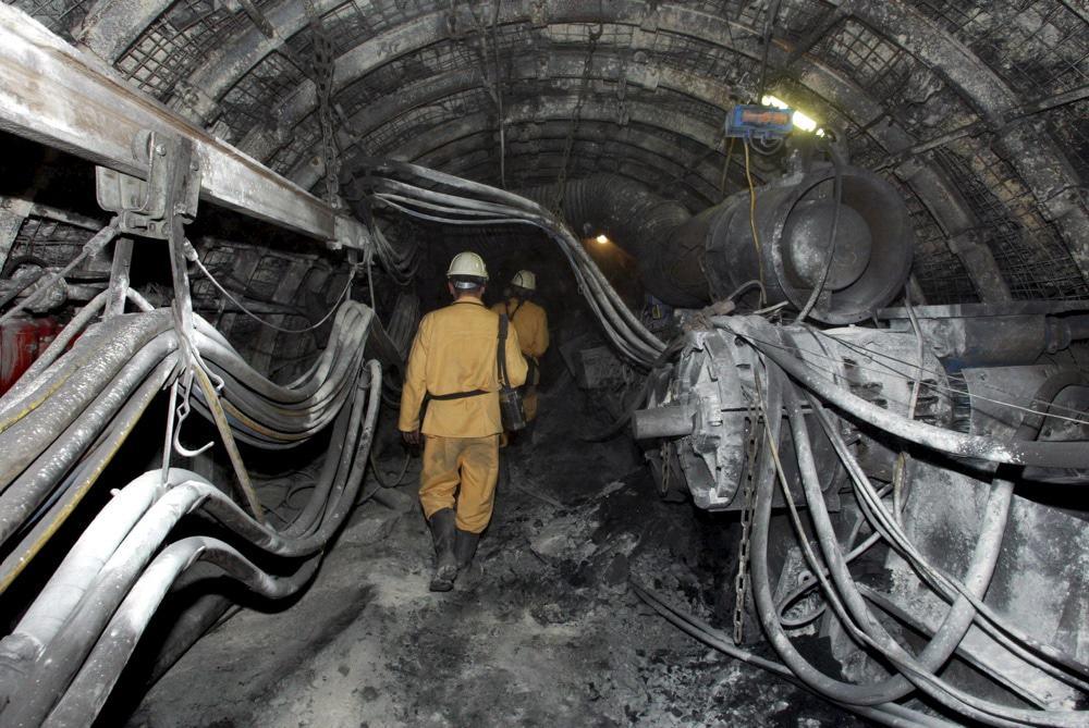 ouvrier minier