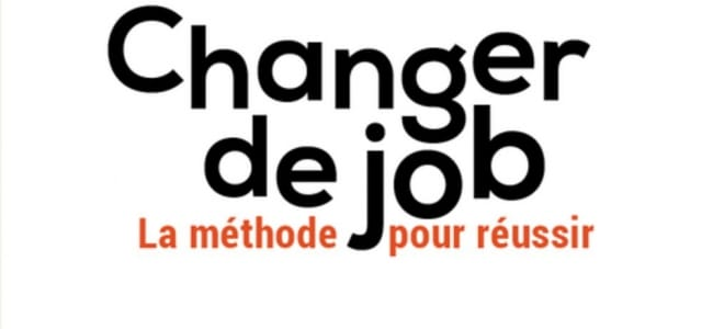 changer job methode