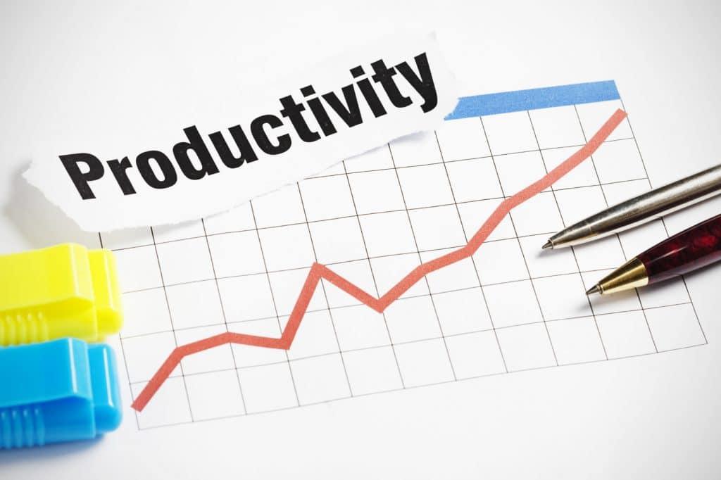 productivite travail