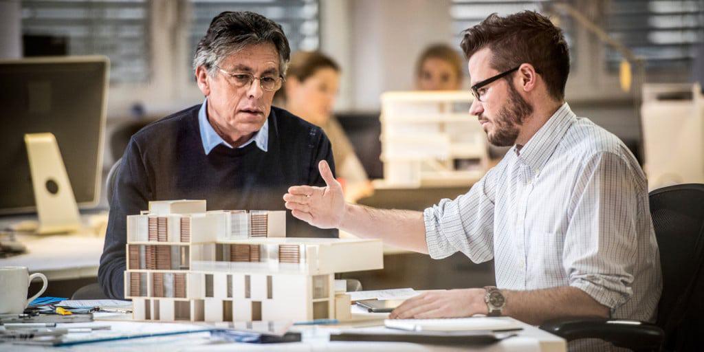 salaire architecte