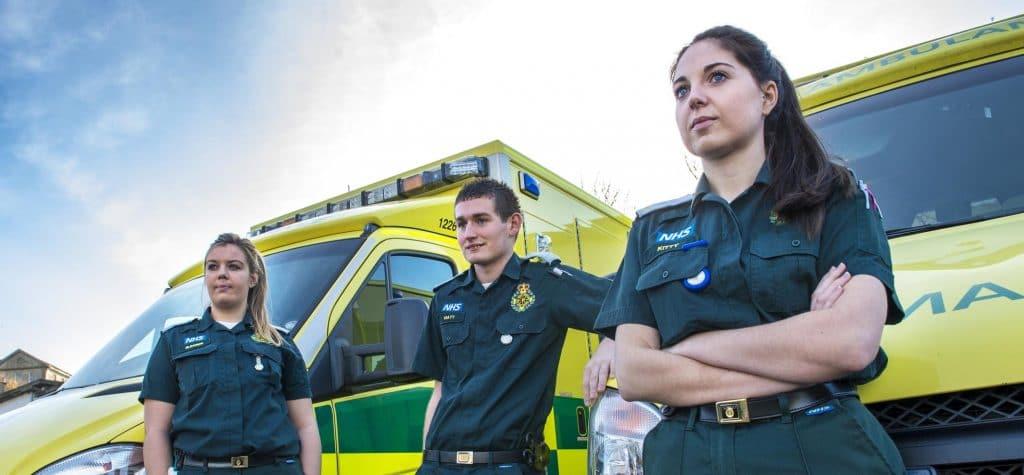 métiers paramédicaux