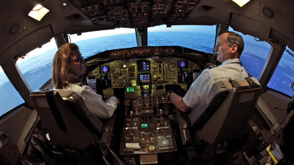 salaire pilote de- igne