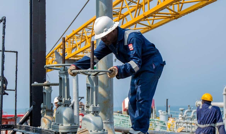 métiers du pétrole