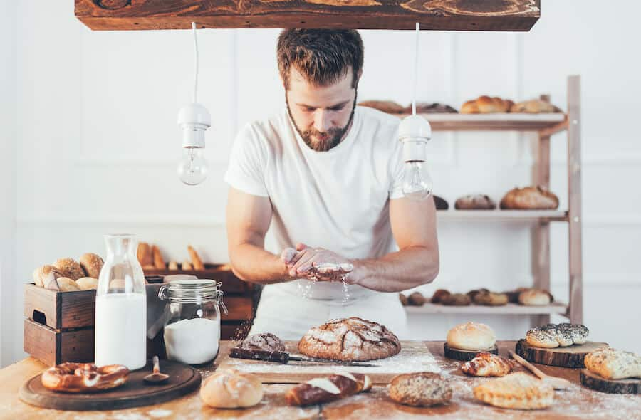 metier boulanger