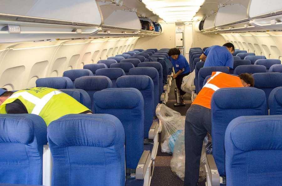 agent entretien avion