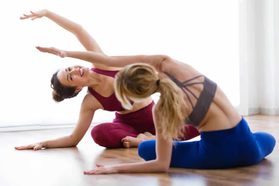prof yoga