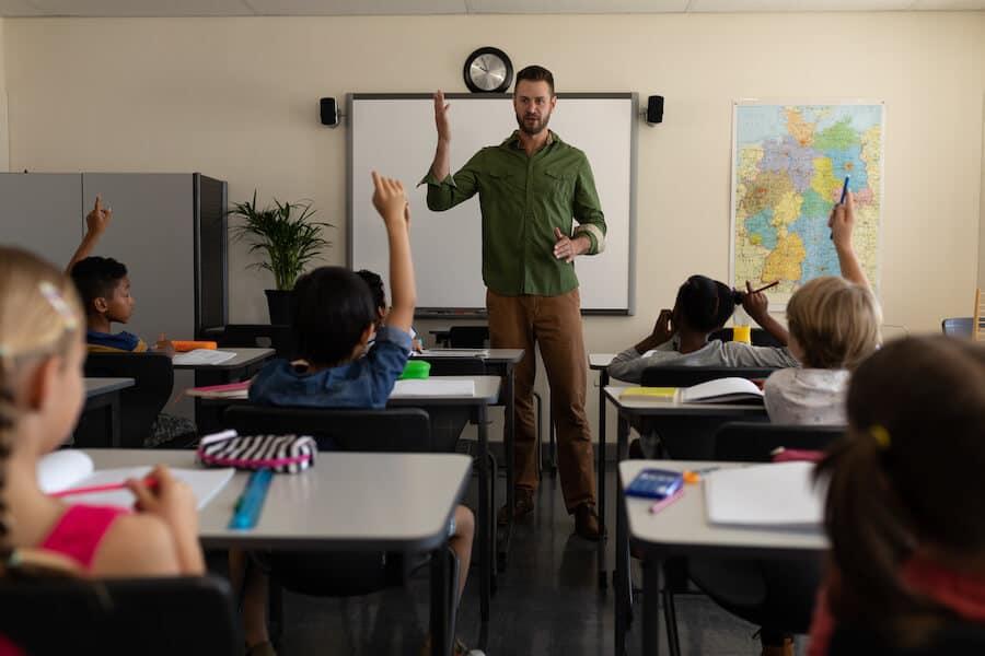 professeur des ecoles