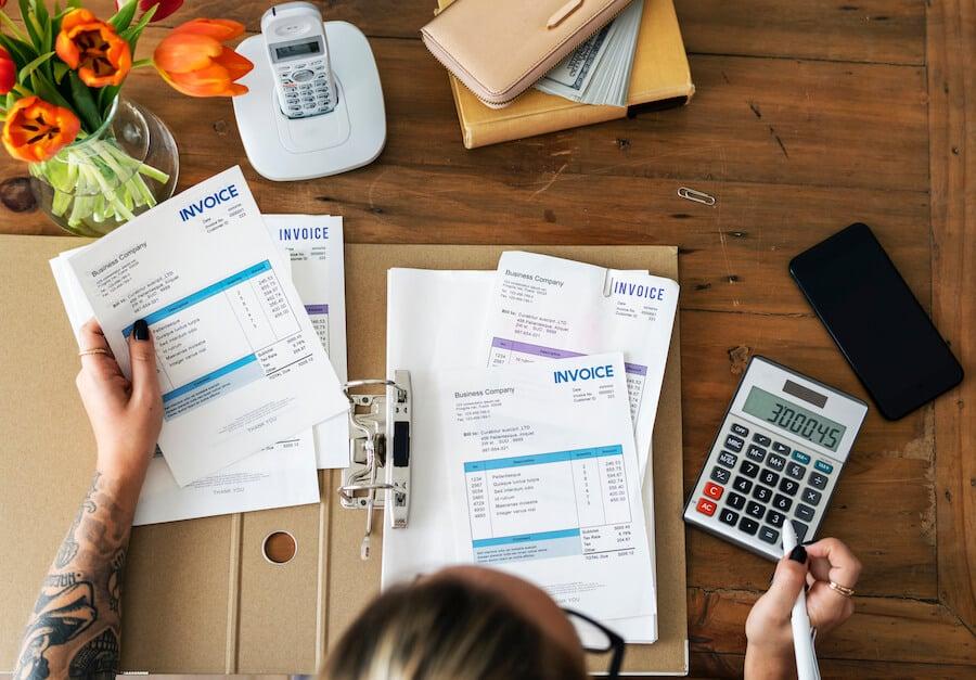 comptable finances