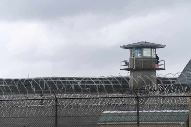 metier gardien de prison
