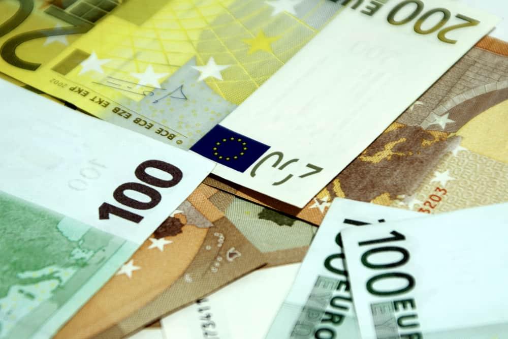 Argent en euros