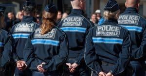 Agents de Police municipale