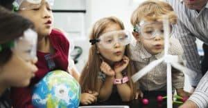 Atelier éducatif pour enfants