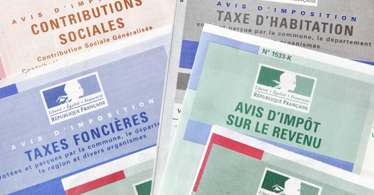 Déclarations fiscales