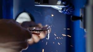 Réparation de lunette