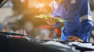 Rénovation moteur voiture